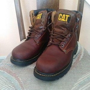 Cat footwear caterpillar second shift mens sz 8